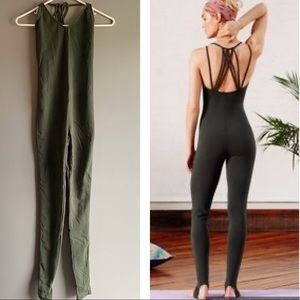 FP Movement Green Into The Groove Bodysuit